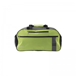 sac de transport vert pour matériels pédagogiques