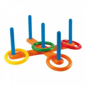 Kit d'adresse avec anneaux à lancer. Idéal à utiliser avec des lunettes de perturbations pour sensibiliser ses collaborateurs.
