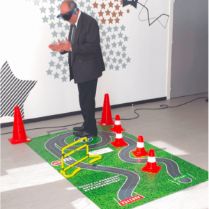 Parcours pédagogique de sensibilisation pour ateliers de prévention aux risques routiers